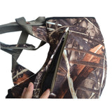 Camo Hand Warmer Front Pack