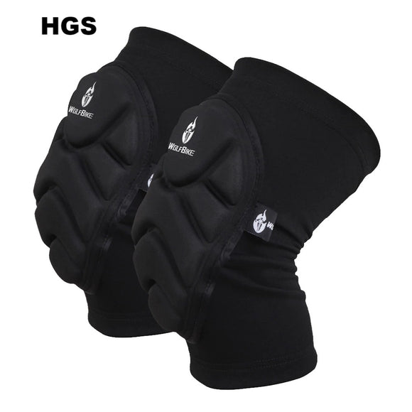 Two Knee Pads Extreme Sports Protector Hunt Gear Store