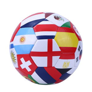 Soccer Ball Professional Official Size 5 Soft PU Material