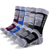 5 Pairs Men Wicking Cushion Outdoor Sport Socks Hunt Gear Store
