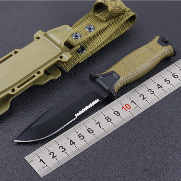 Pro Fixed Blade Knife Steel Blade For Sale
