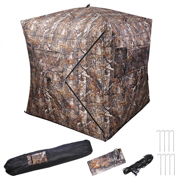 Pro Hunting Blind Tent Carrying Case 58x58x65