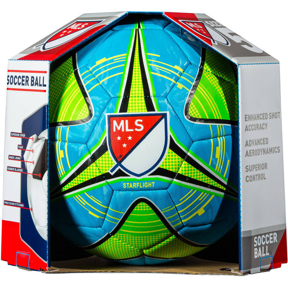 Franklin Sports MLS Size 5 Starflight Soccer Ball