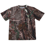 T Shirt Dry Sport Camo Camp Tees Hunt Gear Store