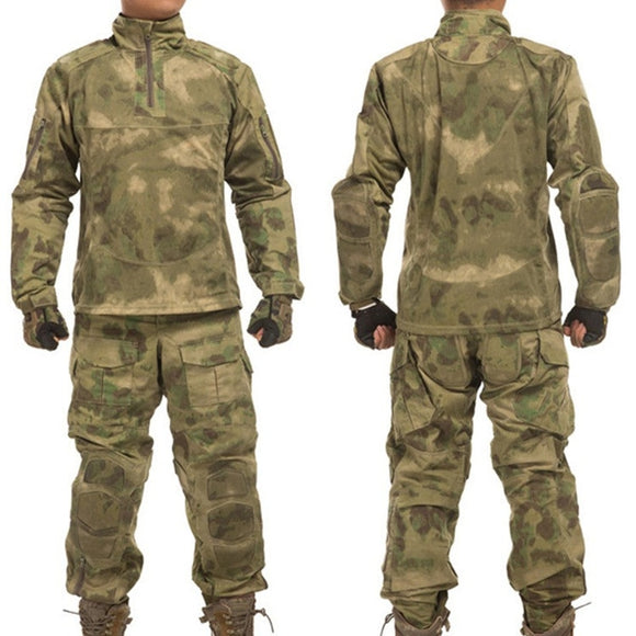 Jacket Pants Combo Camo  Clothing  S-XXL