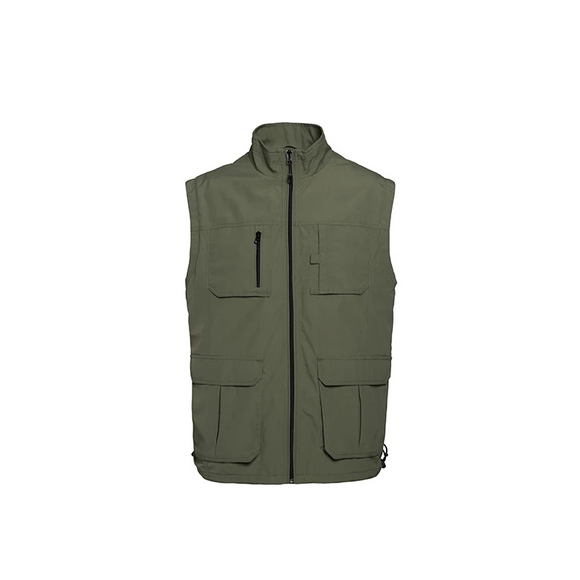 100% Nylon DWR Finish Windproof Fishing Vest 300 Piece Order