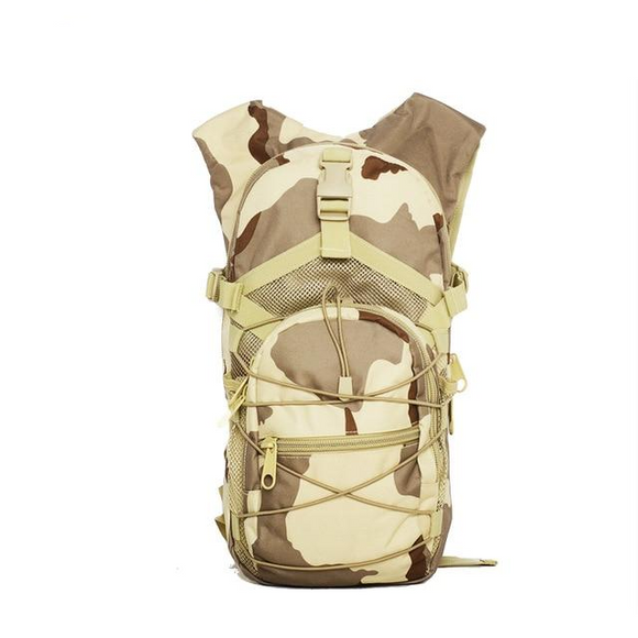 Hydration Camo Backpack Water Bag, Color - SanshaCamo