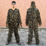 3D Leaf Army Camo Yowie Ghillie Suit