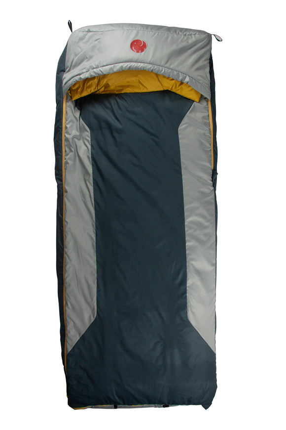 OmniCore Multi-Down Hooded Mummy Sleeping Bag