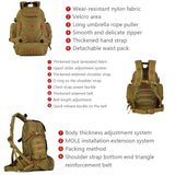 40L Hunting Backpack 2 in 1 Rucksack Backpack