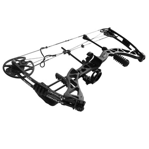 Compound Bow Set 35-70lbs 320fps Compound Bow Hunt Gear Store