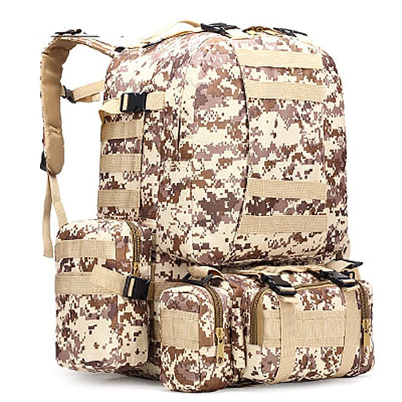 HGS Sports Hiking Backpacks Bag Waterproof Camouflage Hunt Gear Store