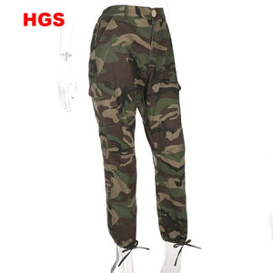 Cargo Pants Women 100% Cotton Clothes Hunt Gear Store