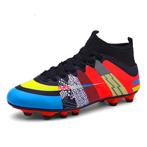 Soccer Shoes Men High Ankle Cleats Hunt Gear Store