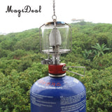 3Pcs Gas Lantern Mantles Lamp Shade Camping Equipments Hunt Gear Store