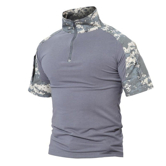 Camouflage Shirts Outdoor Hunting T-Shirt , Color - DSDG Hunt Gear Store