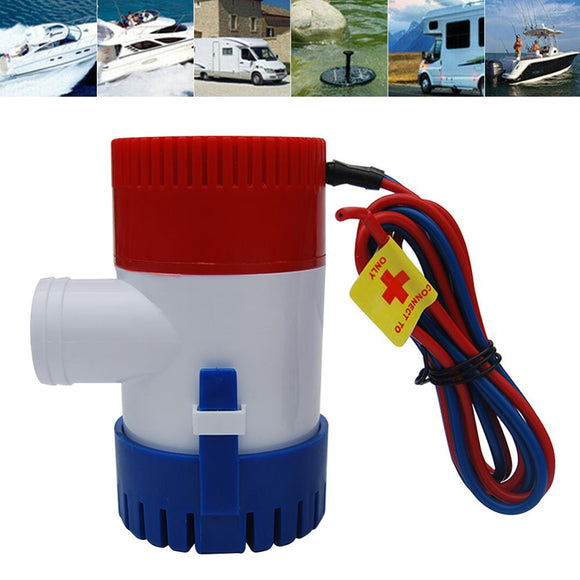 Boat Bilge Pump Electric