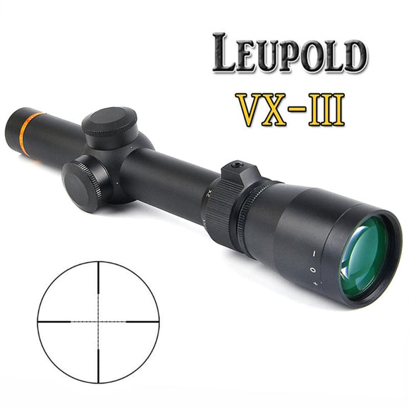 Leupold 1.5-5X20 Scopes Mil-dot Illuminated Airsoft Air Rifles Hunt Gear Store
