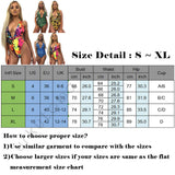 Long Strap Women Swimwear One Piece Leopard Printed Deep V Neck