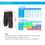 Men's Shorts Breathable Loose Hiking Shorts Hunt Gear Store