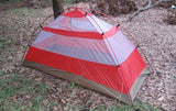 Ultralight Outdoor Camping 2 Layer 3 Season Tent  1-2 Person Waterproof