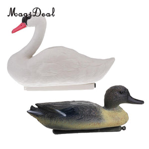 Two Piece Duck Floating Drake Decoy