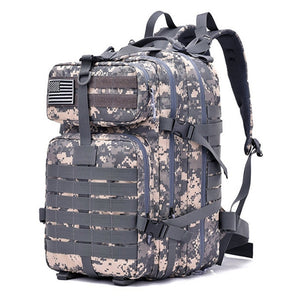 42L Backpack Army 3D Waterproof Outdoors Hunt Gear Store