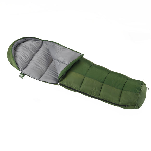 Backyard 30-40 Degree Kids Mummy Sleeping Bag