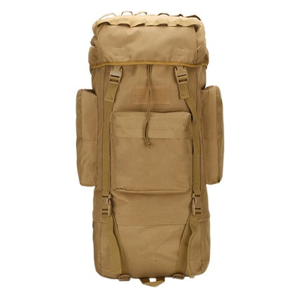 65L Backpacks Hunting Mountaineering Multiple Pockets