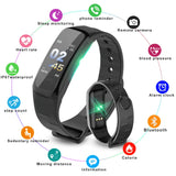 Wearpai C1Plus Smart Band Blood Pressure Monitor Watch