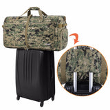 100L Cordura Hunting Duffel Bag Foldable Hunt Gear Store