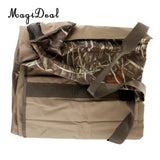 12 Slot 3D Lifelike Duck Decoy Bag with Padded & Adjustable Shoulder Strap Hunt Gear Store