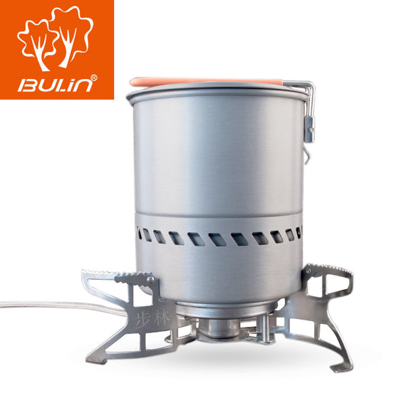 BULIN BL100 B15 Mini Portable Stove Foldable Split Gas Burner Hunt Gear Store