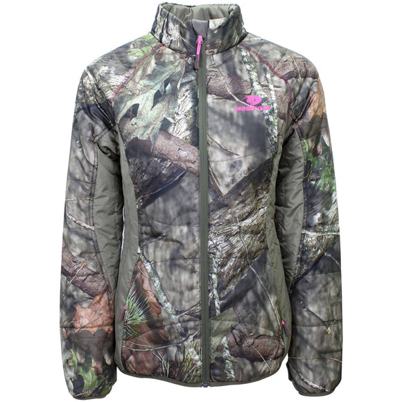 MOSSY OAK LDS JKT INSULATED