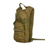 Hydration Camo Backpack Water Bag, Color - ArmyGreen