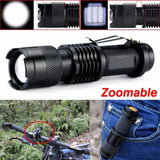 500LM T6 LED 5-Mode Flashlight