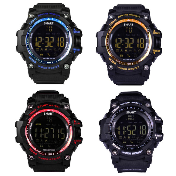 EX16 Smart Bluetooth Sport Watch IP67 Hunt Gear Store