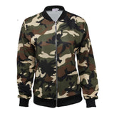 Camouflage Womens Bomber Jackets, Color - olive hoodie Hunt Gear Store