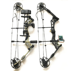 Compound Pulley Bow Sets 30-70 lbs Adjustable Bow Hunt Gear Store
