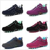 SENTA Spring Hiking Shoes Waterproof Wear Resisting