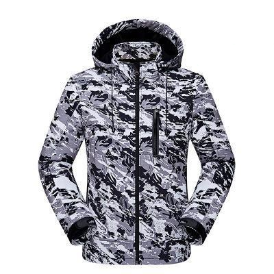 Jacket Parka Men and Woman Versions Camouflage , Color - for men Hunt Gear Store
