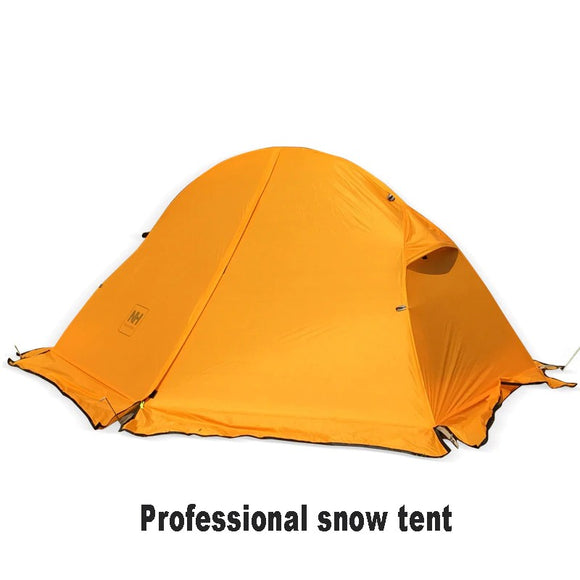 Oxford Tent Ultralight Single Person Double Layers