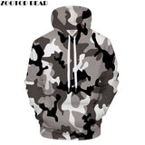 Woman 3D Camo Jacket Pullover Hunt Gear Store