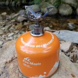 Portable Mini Titanium Stove Gas Pocket Gas Burner BRS-3000T Hunt Gear Store