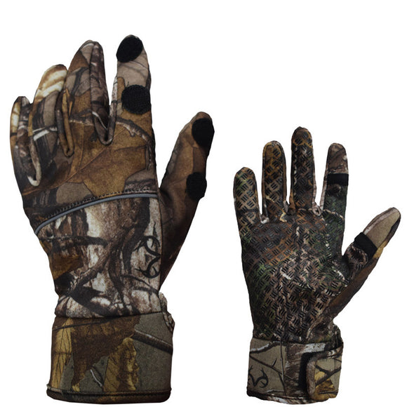 Fishing Gloves Full Finger Gloves Windproof Hunt Gear Store