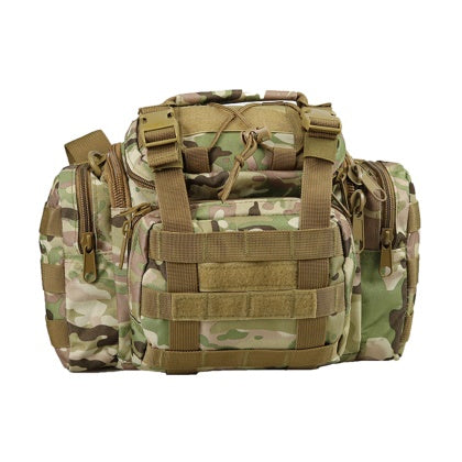 Waterproof Waist Bag Shoulder Bag CP Camouflage