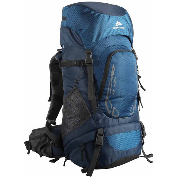 Ozark Trail Hiking Backpack Eagle 40L Color Blue