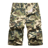 2019 New Cargo Shorts Men Pockets Camouflage 4 Versions Hunt Gear Store