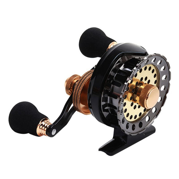 Fishing Reels Anti Slip All Metal Fishing Supplies