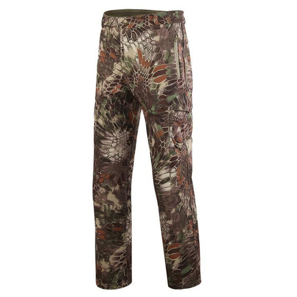 Hiking Pants Winter Climbing Camouflage Hunting Men Military 100 Verities
